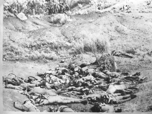 Munda battle aftermath