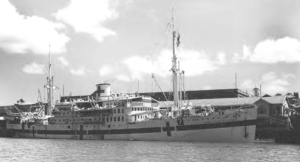 00 Dad's Journal Hospital ship